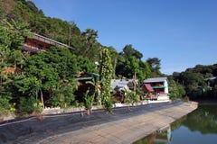 Tropical paradise, Phi-Phi Don Island, Andaman Sea,Thailand Stock Image
