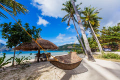 Tropical paradise. Philippines Stock Images