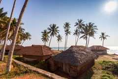 Tropical Paradise - Varkala Royalty Free Stock Images