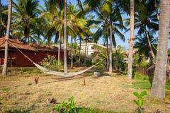 Tropical Paradise - Varkala Royalty Free Stock Image