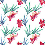 Tropical pattern Stock Image