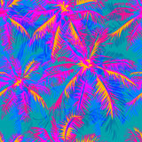 Tropical pattern 18 royalty free illustration