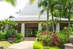 Tropical Pavilion Stock Photos