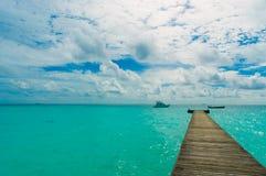 Tropical Pier Stock Photos