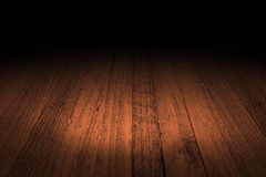 Tropical Plank wooden floor background, Mock up for display Royalty Free Stock Image