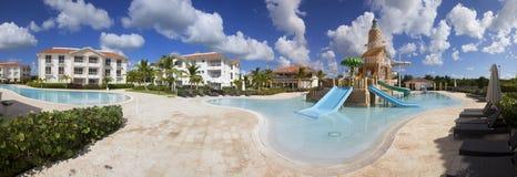 Tropical pool Stock Photos