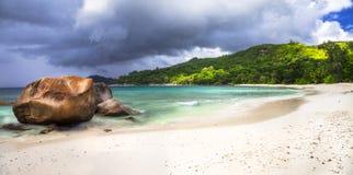 Before tropical rain Stock Images
