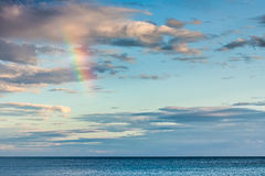 Tropical rainbow Stock Images