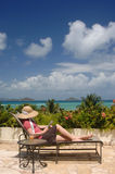Tropical Relaxation Royalty Free Stock Images