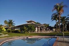 Tropical resort Royalty Free Stock Photos