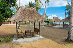 Tropical resort in asia Royalty Free Stock Photo