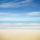 Tropical resort beach Royalty Free Stock Photo