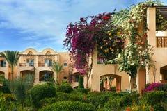 Tropical resort. Stock Photography
