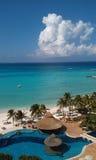 Tropical resort Stock Photos