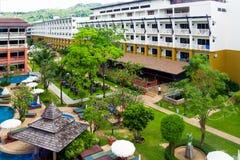 Tropical Resort in Phuket Royalty Free Stock Photos