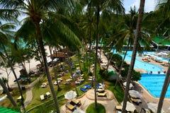 Tropical resort. Phuket. Thailand Royalty Free Stock Photo