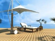 tropical rêveur Image libre de droits