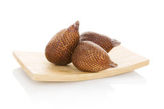 Tropical salak fruit. Royalty Free Stock Images