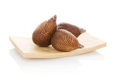 Tropical salak fruit. Royalty Free Stock Images