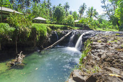 Tropical Samoa Royalty Free Stock Photography
