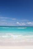 Tropical Sand Beach Stock Image