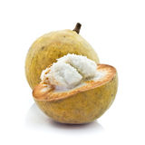 Tropical santol fruit Stock Photography