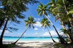 Tropical scene, Philippines Stock Photos