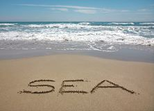 Tropical sea Stock Photos