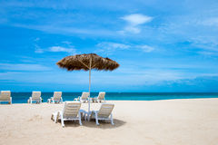 Tropical sea Royalty Free Stock Photography
