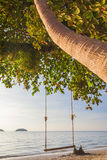 Tropical sea beach at Koh Change island Stock Photography