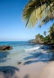 Tropical sea and beach Stock Photo