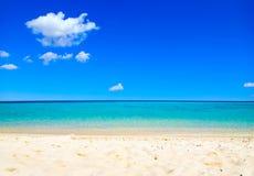 Tropical sea Stock Photography