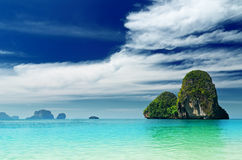 Tropical sea landscape Stock Photo