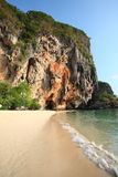 Tropical sea, Railay beach, Stock Images