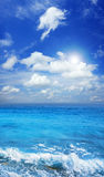 Tropical sea Royalty Free Stock Photos
