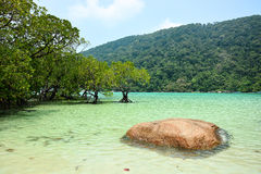 The tropical sea of Thailand Royalty Free Stock Photo