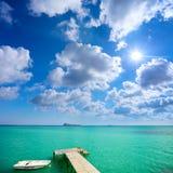 Tropical sea Royalty Free Stock Photo