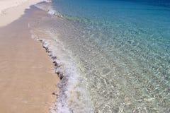Tropical sea and white sand beach Royalty Free Stock Photos