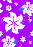 Tropical seamless pattern Royalty Free Stock Photo