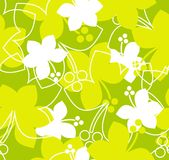 Tropical seamless pattern Royalty Free Stock Image