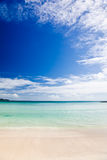 Tropical seascape Stock Photography