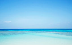 Tropical seascape Stock Photos