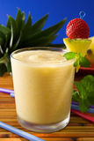 Tropical smoothie Stock Photography