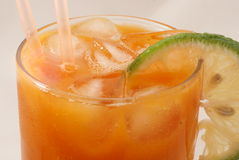 Tropical Smoothy Stock Images