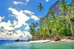 Tropical solitude Stock Image