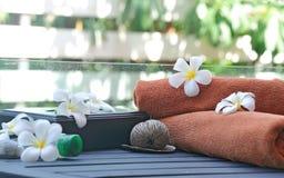 Tropical spa Stock Photos