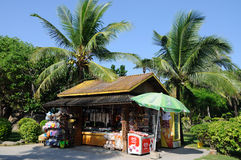 Tropical  store Stock Photo