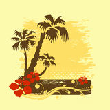 Tropical summer Stock Photography