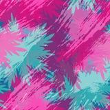 Tropical summer leaf palm tree floral pattern art vector illustration