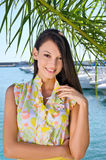 Tropical summer vacation. Royalty Free Stock Photos